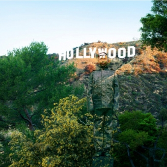 Hollywood (Hiding in California No. 1)