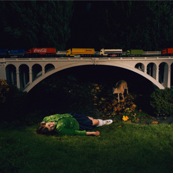 Girl under Motorway (Teenage Stories)